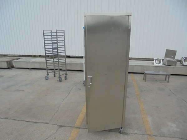 Used steel cabinet for sale