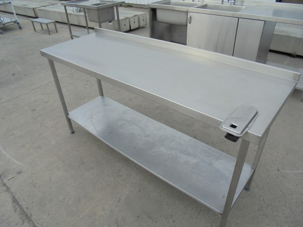Second hand steel table for sale UK