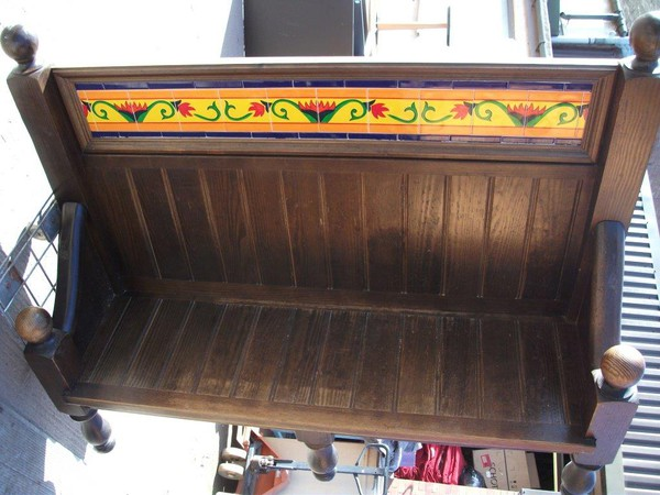 Traditional Pub Benches / Settles