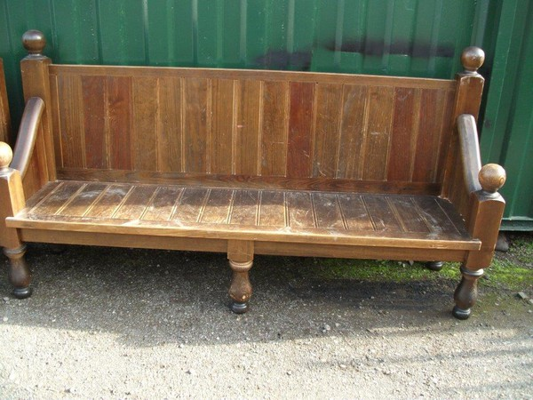 Used Pub Benches / Settles