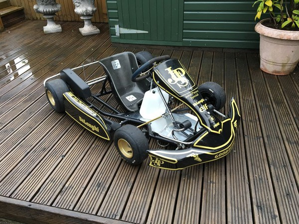 2014 Cadet Shark Rolling chassis for sale