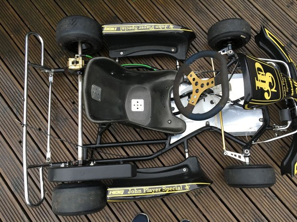 Used Cadet 2014 rolling Chassis for sale