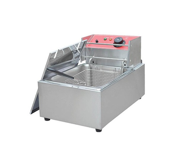 6L Commercial Fryer - Brand New