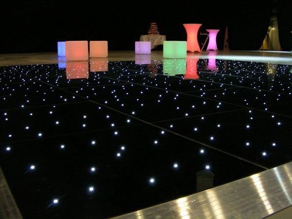 Secondhand LED floor
