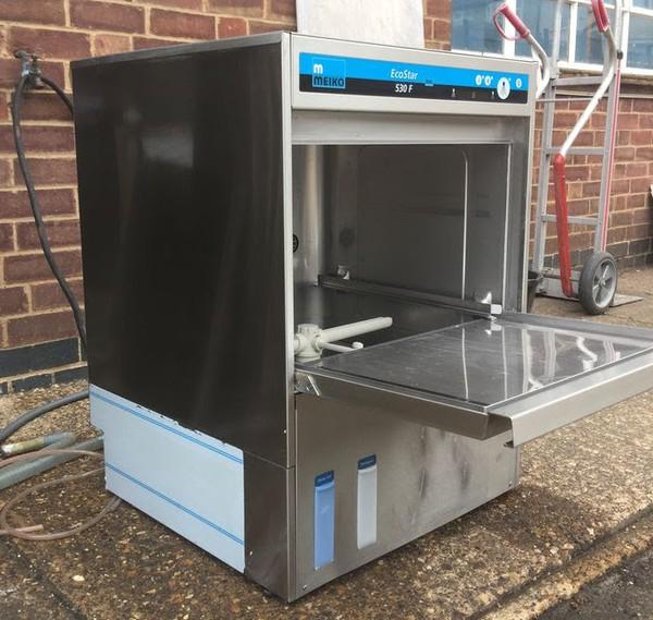 2015 Meiko Ecostar 530 F Under Counter Dishwasher / Glass washer