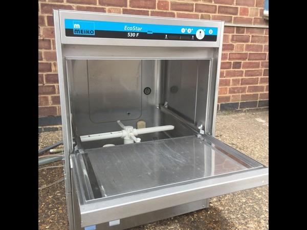 Meiko Ecostar 530 F Under Counter Dishwasher / Glass washer