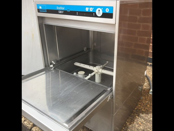 Used Meiko Ecostar 530 F  Dishwasher / Glass washer