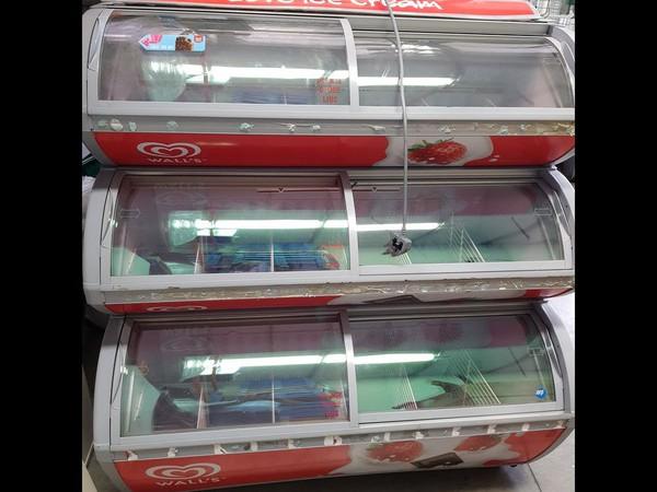 3 Tier Ice Cream Freezer