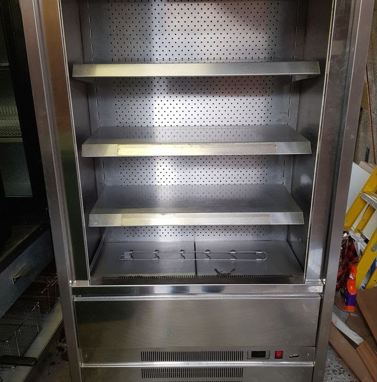 Display Cabinet Refrigerated Display Cabinet & Secondhand Catering Equipment | Multi Deck Fridges | Refrigerated ...