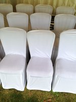 black seat / chair covers