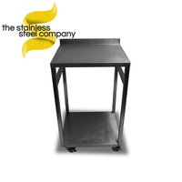 Commercial steel table for sale