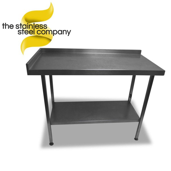 Commercial used steel table