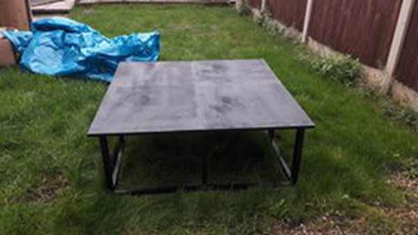 Grumpy Joe's 4ft x 4ft Staging Unit