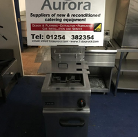 Commercial Double gas fryer