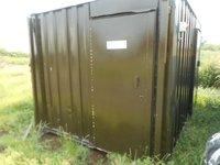 Used anti vandal toilet trailer