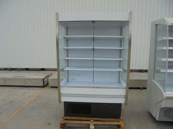 Used multideck chiller