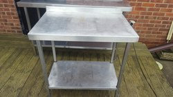 Second hand prep table UK