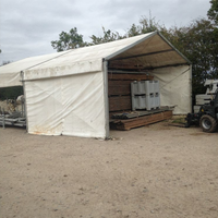 Used Roder marquee for sale