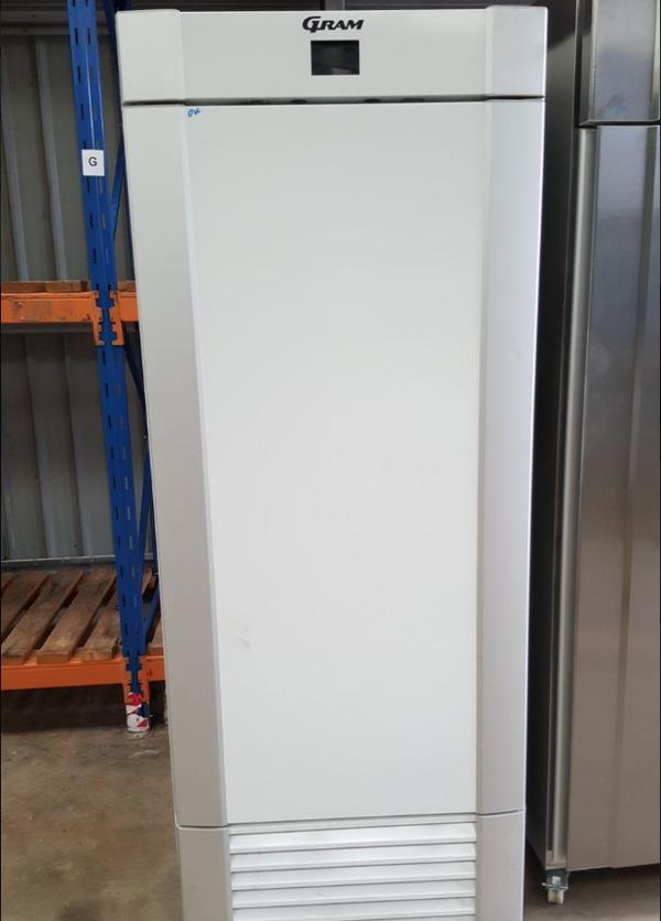 Used upright gram fridge for sale