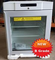 B Grade Glass fronted fridge