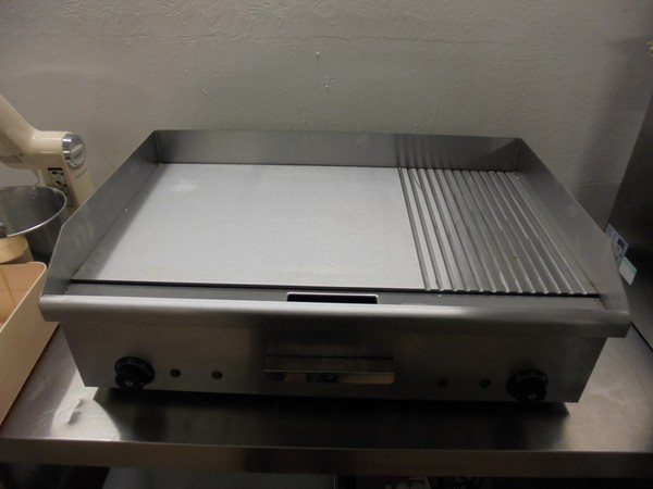 New flat griddle for sale
