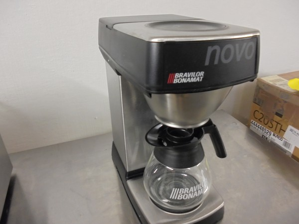 Ex demo coffee machine