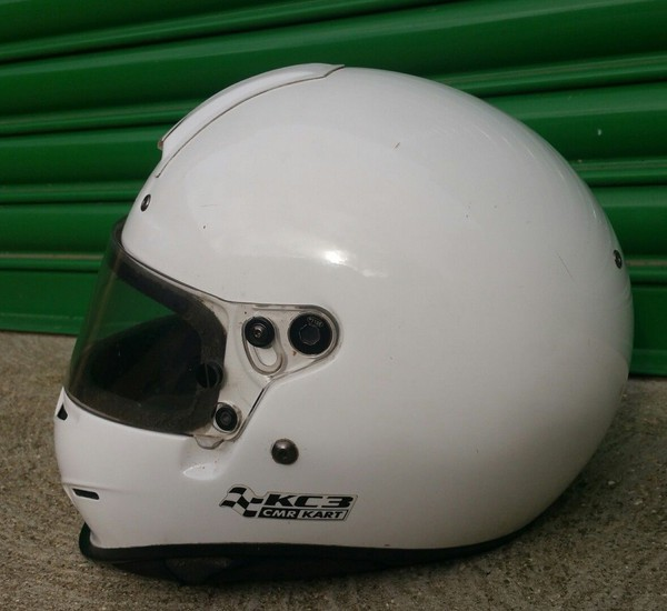 childs Msa Helmet for racing / karting