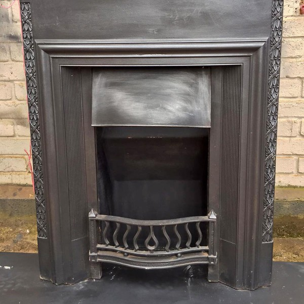 Antique bedroom fireplace for sale