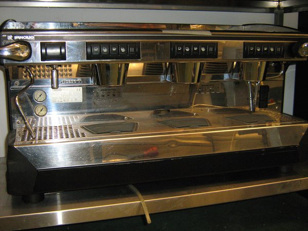 Rancilio Classe 7 E 3 Group Coffee Machine