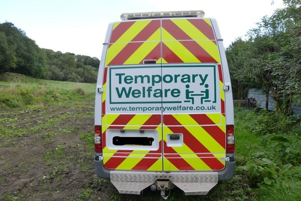 Secondhand welfare vans for sale