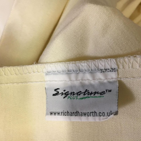 Used ivory chair covers
