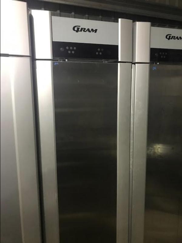 commercial catering fridge
