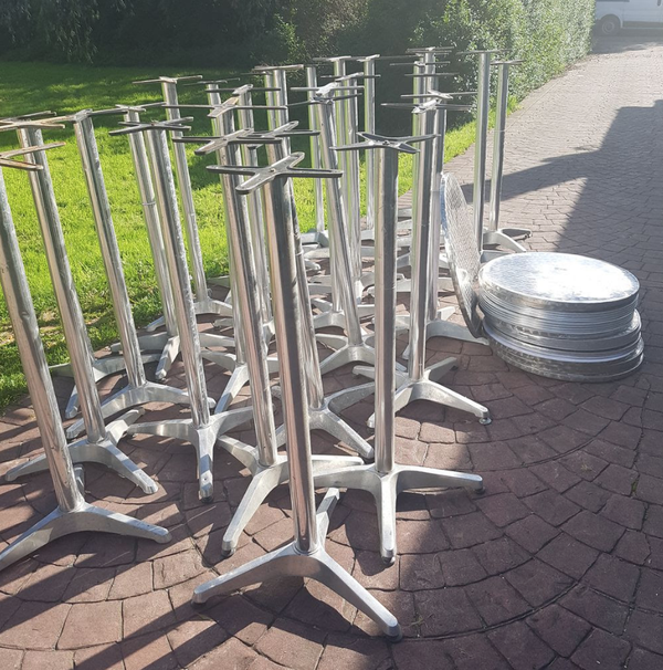 Used table bases