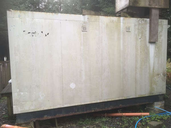Toilet/Shower Block 5m x 3m