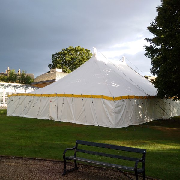 40Ft x 60Ft Traditional marquee for sale