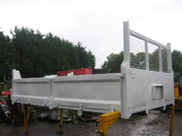 Dropside Tipper Body of 14 / 18 Ton Truck