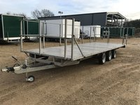 Portable toilet trailer for sale