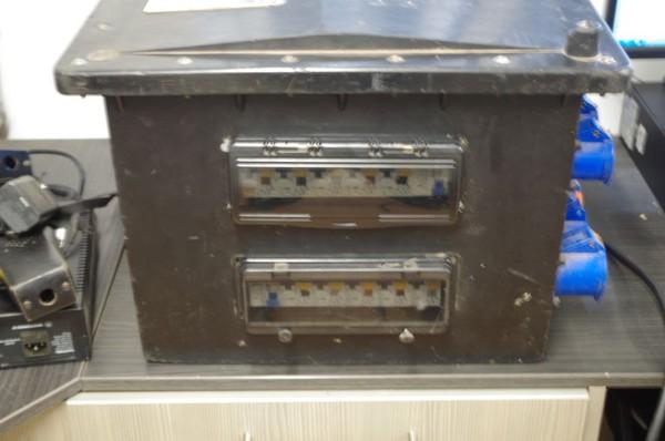 Used power box