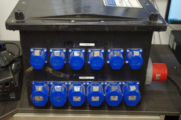 KES three phase power box