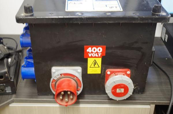 Secondhand power box