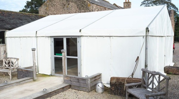 Hoecker Marquee for sale UK
