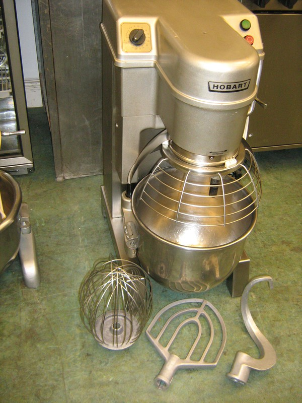 Hobart HSM20 Planetary Mixer with Guard