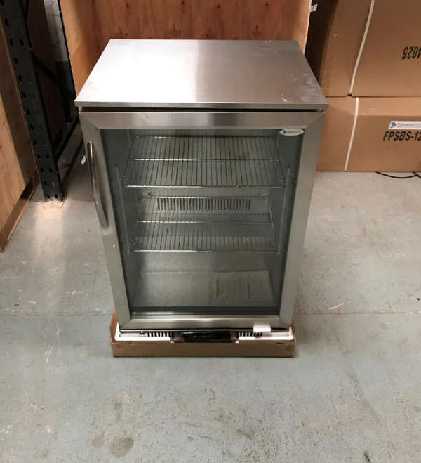 Ex Display 1 Door Bottle Cooler - Unused - Derbyshire 1