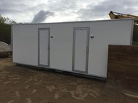 Ground Mounted 4 + 2 Luxury Toilet Unit