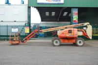 JLG 600AJ 4x4 Diesel Cherry Picker