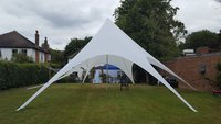 Star shade marquee for sale