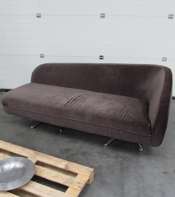Second hand wooden sofa bed for 2nd hand chaise longue