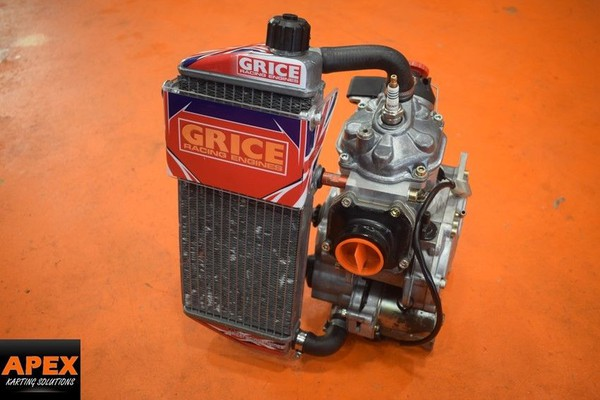 Rotax Max Senior Engine NA Barell