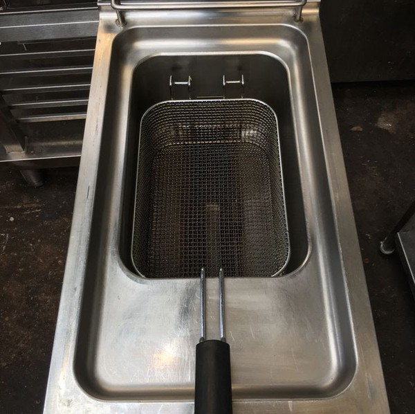 Preowned gas fryer for sale
