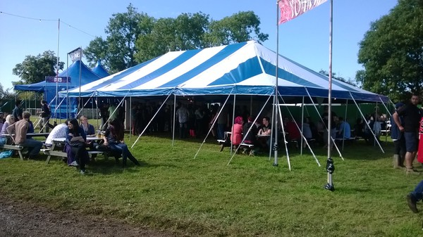 Festival marquee business for sale